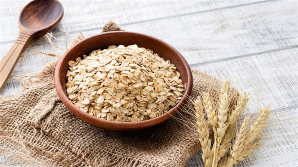 Having some oats for your immune system