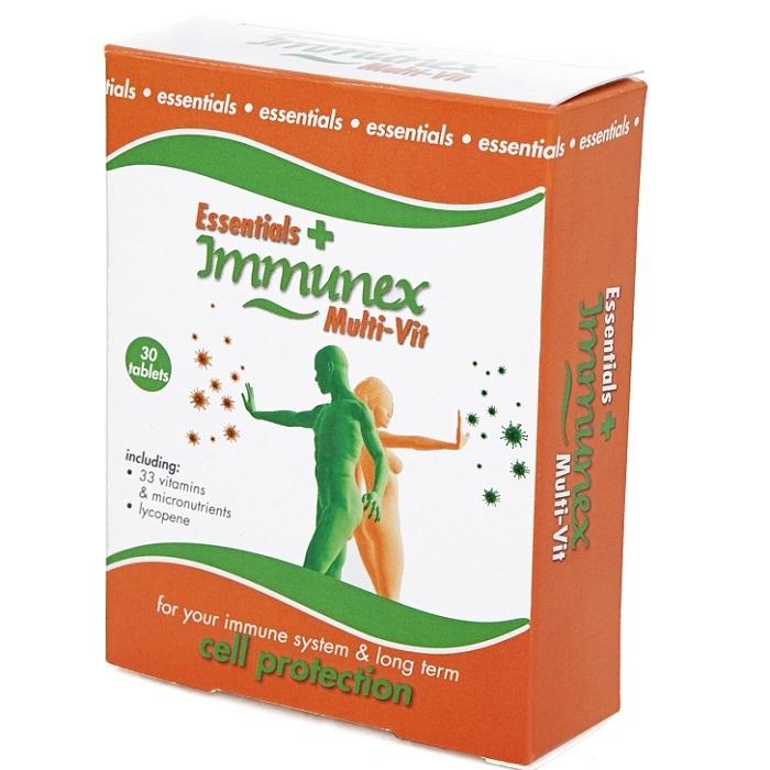 Immunex – Comprehensive Protection